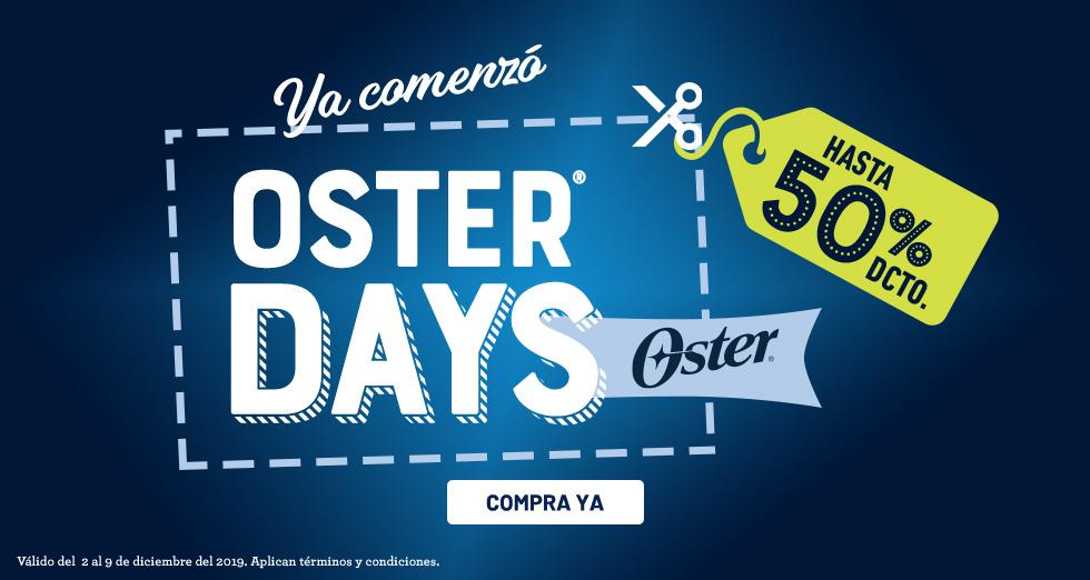 OSTER DAYS DESCKTOP