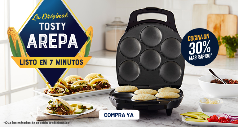 TOSTY AREPA MOBILE