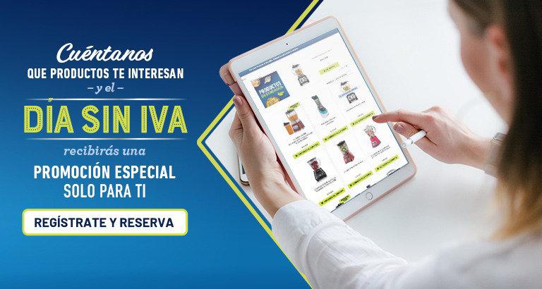 Reserva IVA MObile