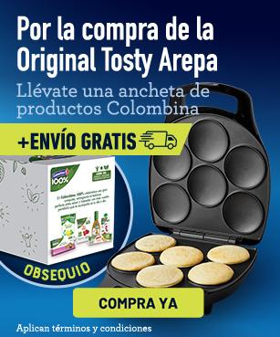 Adpod 2 - Tosty Arepa - Desktop